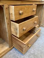 Large Antique Pine Dresser (10 of 16)