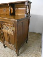 English Oak Sideboard by Gillows of Lancaster (2 of 15)