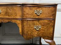 Burr Walnut Dressing Table or Desk by Gillows (4 of 16)
