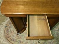 Art Deco Side Table / Desk (5 of 8)