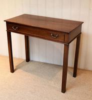 Early 19th Century Oak Side Table c.1820 (4 of 11)