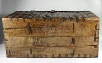 Large Early 17th Century Iron Bound Chest (18 of 22)