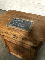 French Early Oak Small Cupboard or Cabinet (15 of 16)