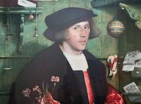 Very Fine Quality Large Old Master Portrait 'medici Society' Print - Circa 1910 (7 of 12)