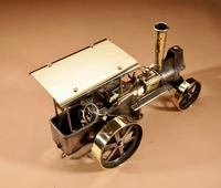 Live Early Model of Wilesco Steam Roller (12 of 12)