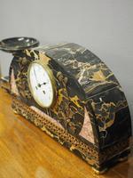 Art Deco Marble Clock Garniture (12 of 13)
