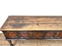 Antique 18th Century Geometric Dresser Base (6 of 10)