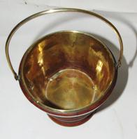 Small Dutch Coopered Bucket Jardiniere (5 of 6)