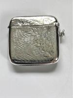 Unusual Edwardian Silver Vesta (3 of 5)