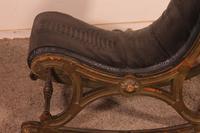 Polychrome Napoleon III Rocking Chair (6 of 10)