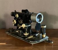 Vintage Surveyors level by Hall Brothers Croydon desk ornament (3 of 12)