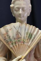 """Royal Worcester Figurines """"The Health of the King"""" (2 of 3)"""