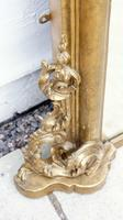 Full Height Victorian Giltwood Pier Mirror / Dressing Mirror (21 of 27)