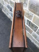 Antique Mahogany Music Duet Stand (7 of 10)