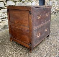 Antique Ship's Cabin Chest of Drawers (11 of 17)