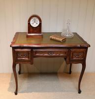 French Oak Writing Desk (7 of 8)