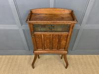 Arts and Crafts Oak Cabinet c.1890 (2 of 11)