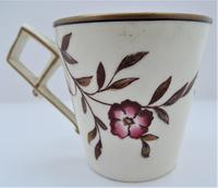 Powell, Bishop & Stonier Aesthetic period coffee cup and saucer, 1880 (4 of 8)