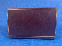 Victorian Leather Dated Pocket Book (3 of 14)
