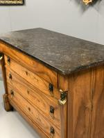 French Empire Commode with Marble Top (7 of 12)