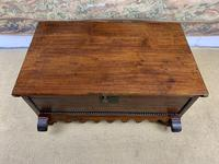 Small Carved Spanish Provincial Coffer (4 of 7)