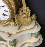 Clock French Mantle (4 of 8)
