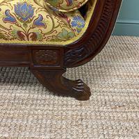Spectacular Regency Mahogany Antique Sofa / Settee (9 of 9)