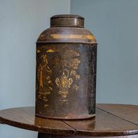 19th Century Tea Tin (2 of 12)