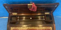 William IV Mother of Pearl Inlaid Lap Desk (15 of 15)