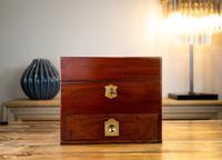 Georgian Mahogany Apothecary Box 1800 (3 of 14)