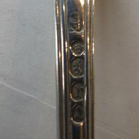 Georgian silver King's pattern caster spoon - 1832 (2 of 5)