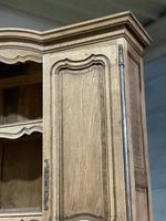 French Bleached Oak Farmhouse Kitchen Dresser (20 of 26)