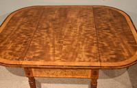 Sheraton Period 18th Century Pembroke Table (4 of 10)