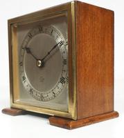 Perfect Vintage Mantel Clock Bracket Clock by Elliott of London (6 of 7)