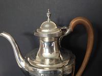 Antique Georgian Silver Coffee Pot - 1797 (2 of 8)
