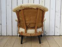 Antique Napoleon III Armchair (8 of 9)