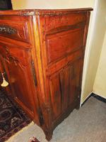 French provincial Louis XIV cherrywood buffet (8 of 12)