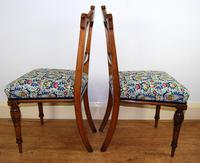 Pair of Aesthetic Period Side Chairs (2 of 9)