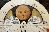 George III Country Oak Longcase Clock by John Edwards of Norwich (8 of 13)