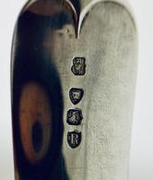 Antique Victorian Solid Sterling Silver Stilton Scoop (14 of 14)