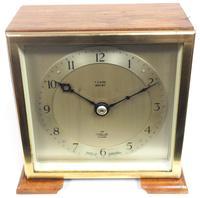 Super Vintage Mantel Clock Bracket Clock by Elliott of London (6 of 7)