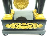 French Regulator Table Portico Mantel Clock Sought After Classic 8 day Clock (3 of 11)