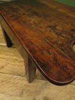 Unusual Antique Victorian Stool, Cobblers Stool, Milking Stool, Farriers Stool (6 of 12)