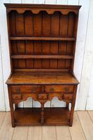 Reproduction Oak Dresser (9 of 9)