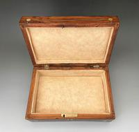Lovely Victorian Mother-of-pearl Inlay Jewel Box (4 of 5)