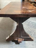 French Farmhouse Dining Table & Benches Set (20 of 33)