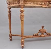 18th Century Pine and Marble Console Table (7 of 12)