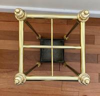 Victorian Brass & Cast Iron Stick Stand (2 of 8)