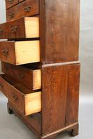 Rare George III Tallboy Chest of Drawers (3 of 15)