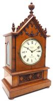 Antique Musical Westminster Chime Bracket Clock 8 Bell Triple Fusee Roskell Liverpool (11 of 14)